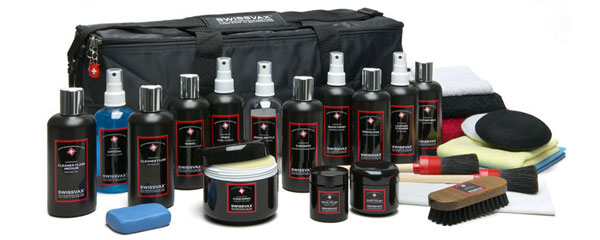 Swissvax car wax products uk ultimate finish for Mercedes benz cleaning products