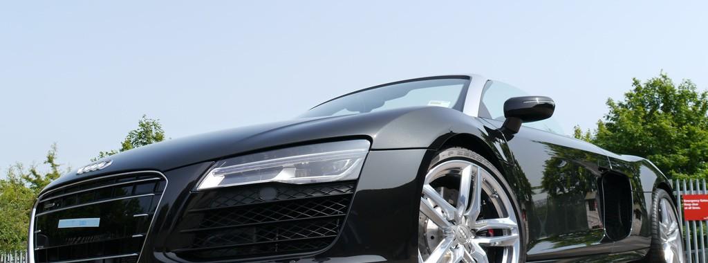 New Car Protection Treatment - Audi R8 V10 5.2 FSI Quattro