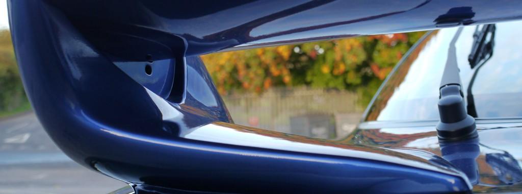 Time Warp Mazda RX-7 - Gloss Enhancement Treatment