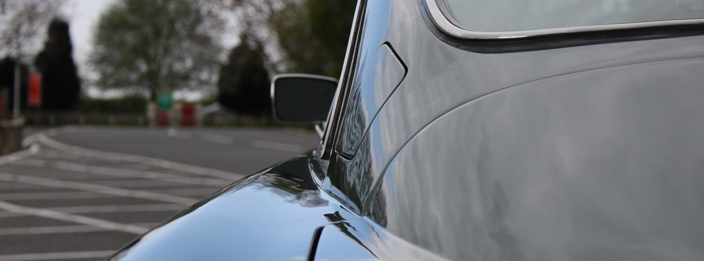 1963 Aston Martin DB5 Detailing Perfection - Part One