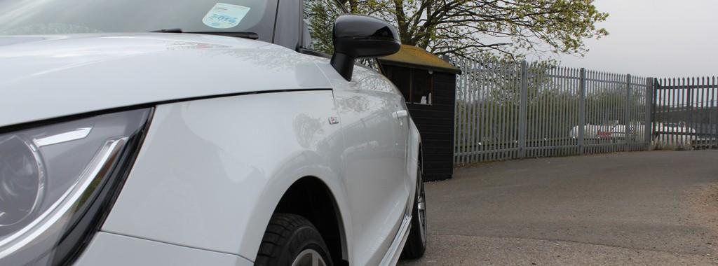 Audi A1 TFSI S Line Style Edition - New Car Protection