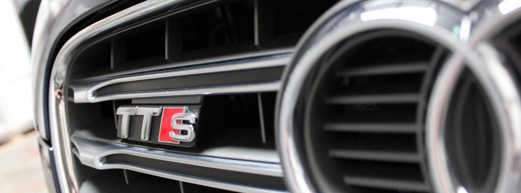 Audi TTS Gets Extra Glanz with Nanolex Technik