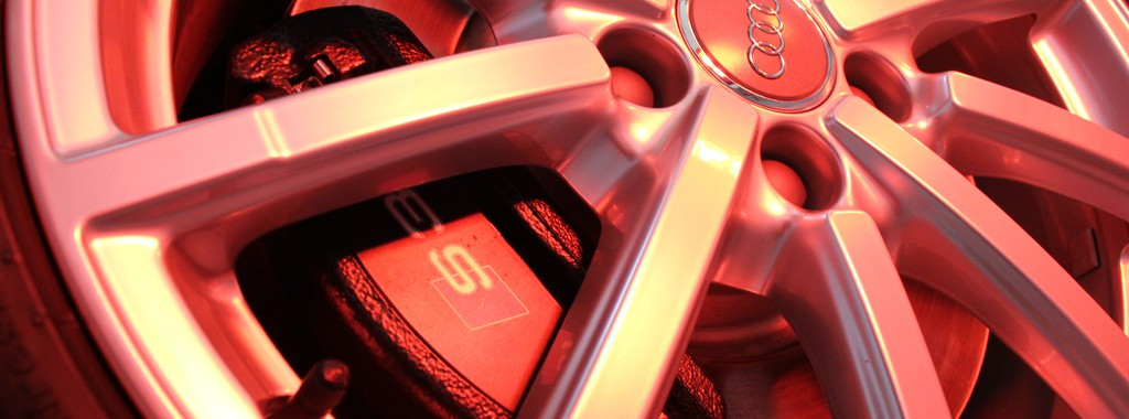 Audi S3 'Hot Hatch' Goes Infrared With GYEON Q2 MOHS+ Protection