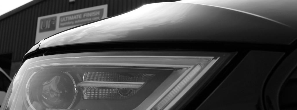 Paintwork Restored On 'Brand New' Audi A3 S-Line Quattro Sportback