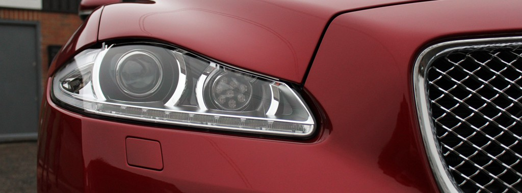New Car Protection PLUS For Jaguar's Biggest Cat - The Jaguar XJ L