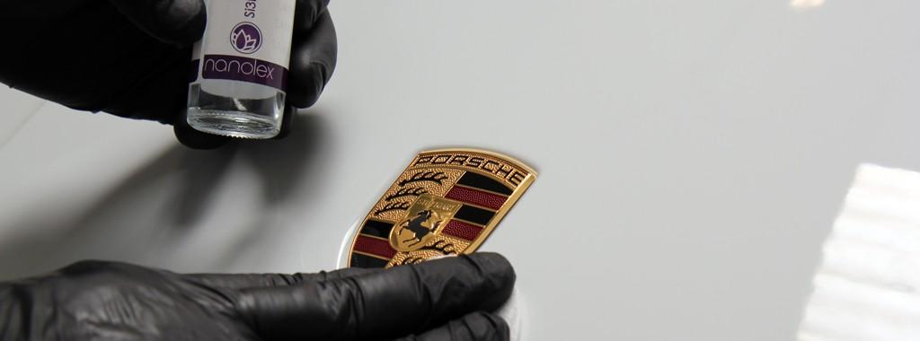 Nanolex Si3D Protection For Brand New Porsche Macan S
