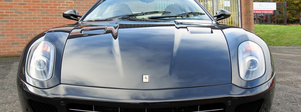 Product Test: Ferrari 599 GTB Shows Off GEN-3 Glasscoat Protection