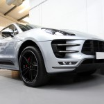 Porsche Macan Turbo - Quartz-Based New Car Protection Package