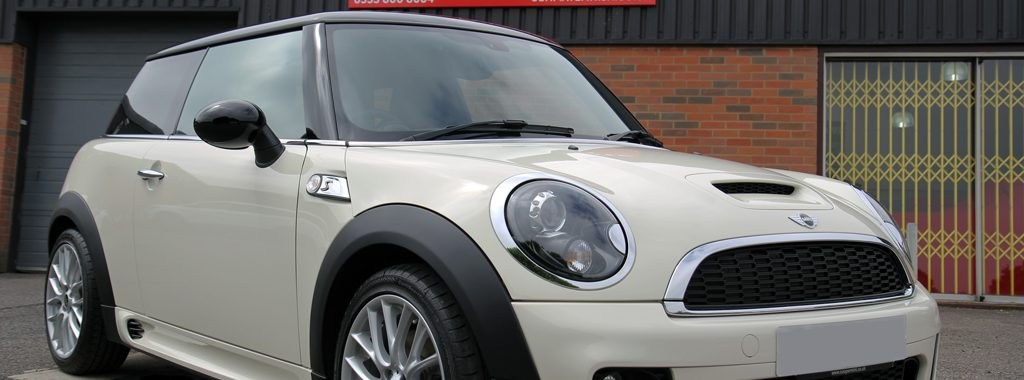 Gloss Enhancing A Mini Cooper S - Perfection Is In The Detail