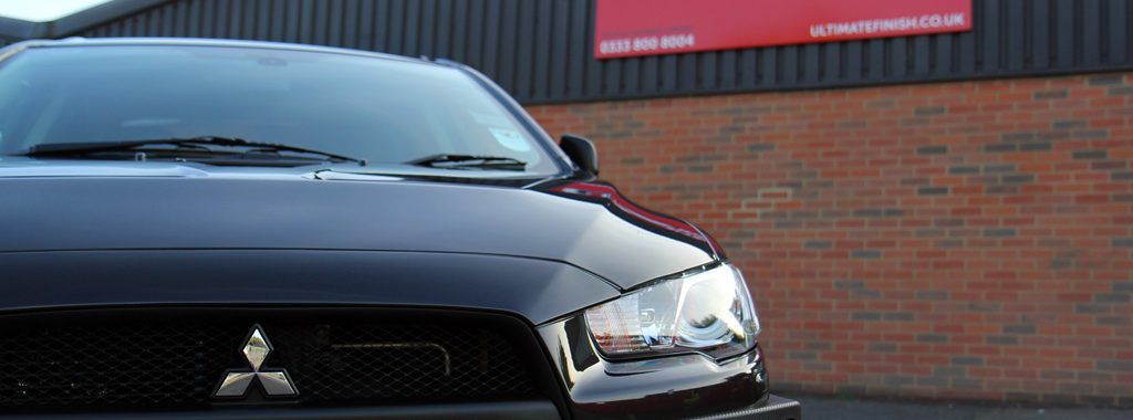 Mitsubishi Lancer Evo X FQ-300 - The Evolution Of Protection