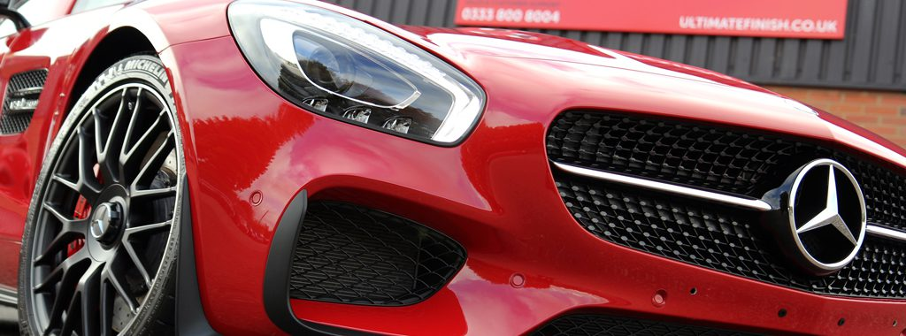 Mercedes-AMG GT S - Handcrafted by AMG, Protected by Kamikaze Collection ENREI