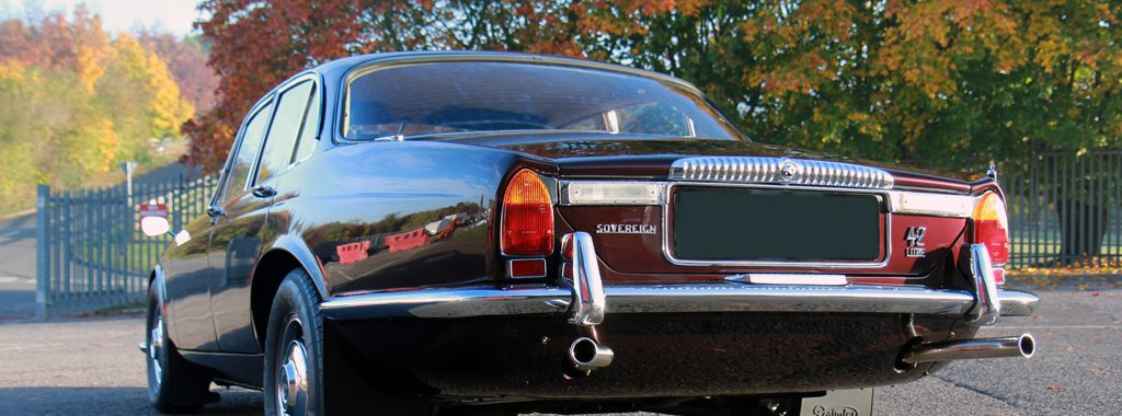Series-1 Daimler Sovereign Restored Back To Its Former Glory