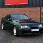 Restoring An Iconic British Motoring Legend - The Lotus Carlton