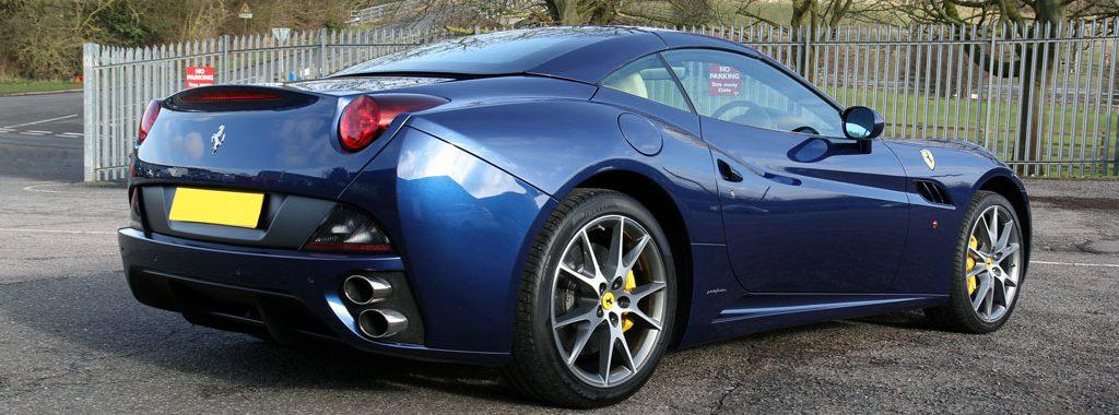 Low Mileage Ferrari California - Ultimately Prepared For Sale