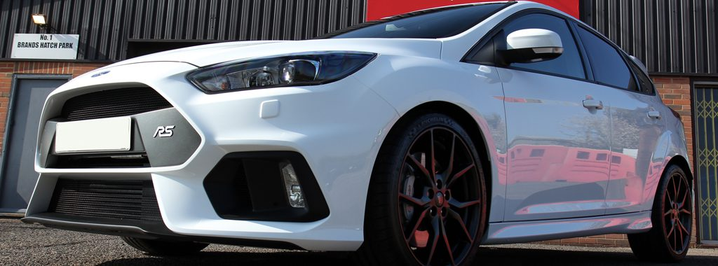 Mk3 Ford Focus RS - Performance By Mountune, Protection by UF
