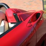 2001 Ferrari 360 Spider - Pre-Sale Vehicle Preparation and Protection