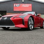 Lexus LC 500 - Engineered And Protected Using 'Kaizen' Methodology
