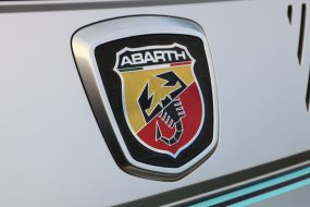 When Two Legends Meet - Limited Edition Abarth 695 Rivale Convertible