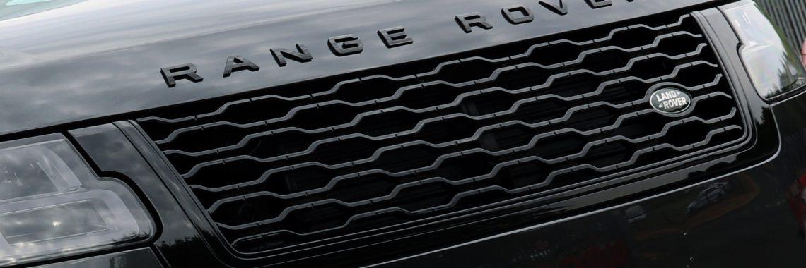 Range Rover 4.4L SDV8 Autobiography - A Signature Detail