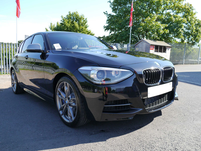 Gtechniq EXO v2, New Car Protection Treatment for a BMW M135i