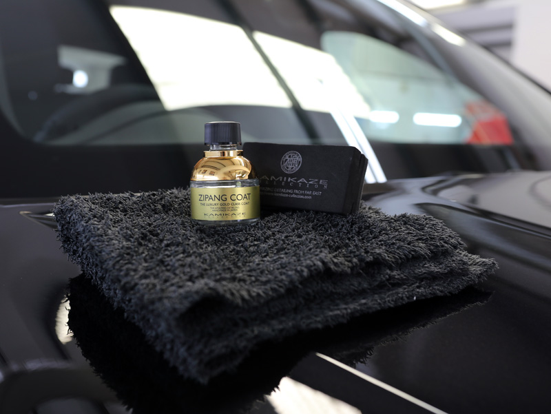 Porsche Macan - New Car Protection Package