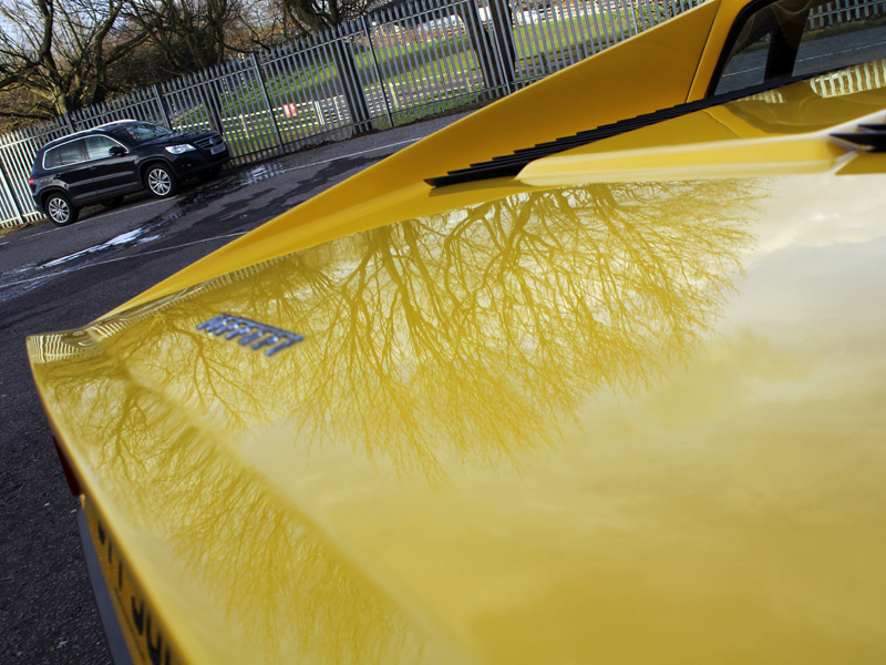 Ferrari 308GTB Receives Gloss Enhancement At Ultimate Detailing Studio