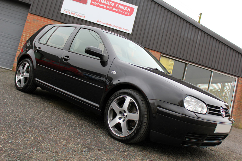 VW Golf V6 4Motion Full Paintwork Correction Treatment