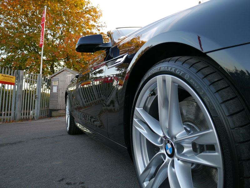 BMW 640d M-Sport Cabriolet - New Car Protection