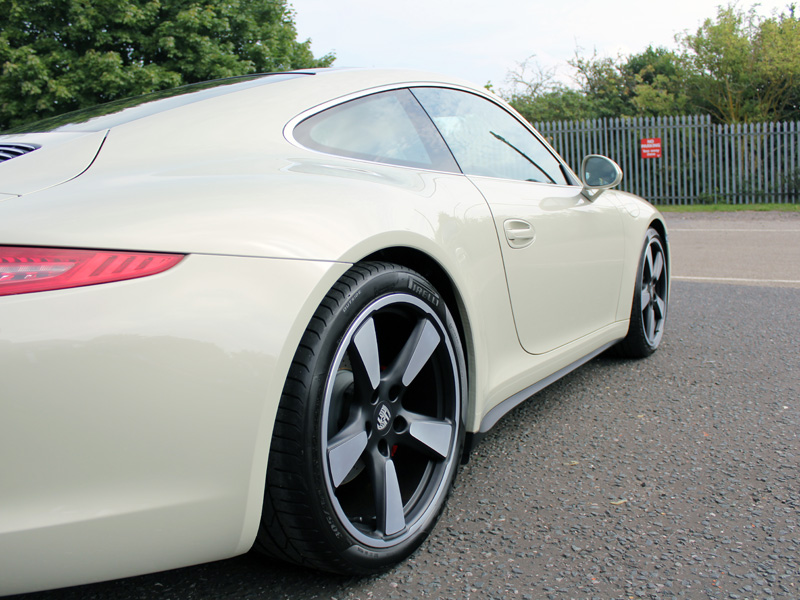 50th Anniversary Porsche 991 - New Car Protection
