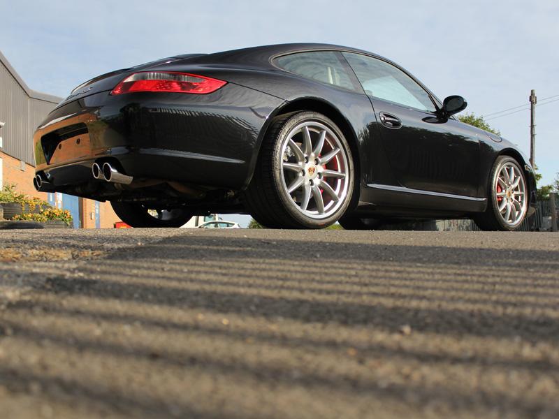 Elegant Porsche 997 Carrera S   Gloss Enhancement Treatment Ideas
