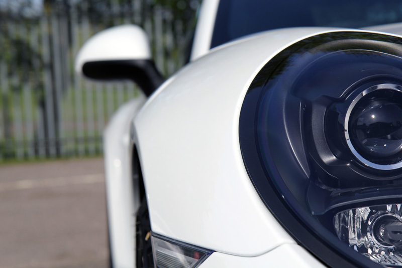 Peace Of Mind Protection For A New Porsche 911 Carrera Gts