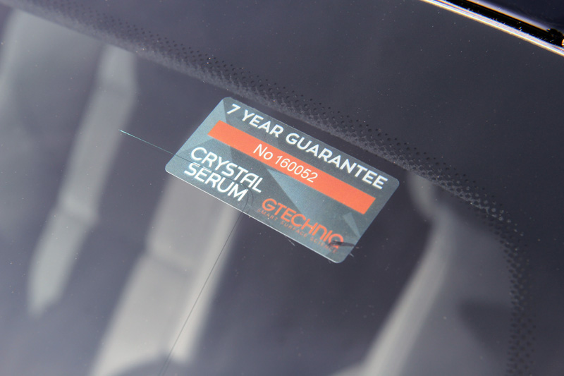 Porsche 911 GTS New Car Protection Treatment