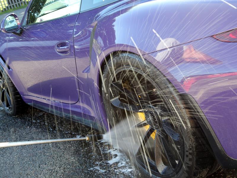 Porsche 911 991 GT3 RS - New Car Protection Treatment