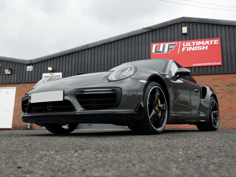 2017 Porsche 911 991 Turbo S - New Car Protection Treatment