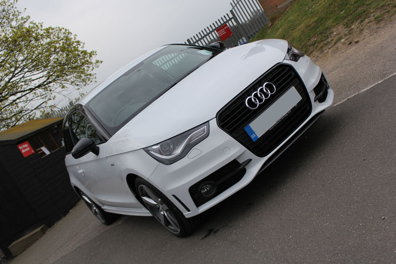Audi A1 TFSI S Line Style Edition - POLISHANGEL® MASTER SEALANT | THE ORIGINAL