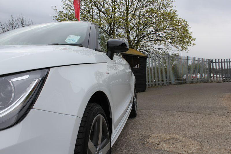 Audi A1 TFSI S Line Style Edition - New Car Protection Treatment