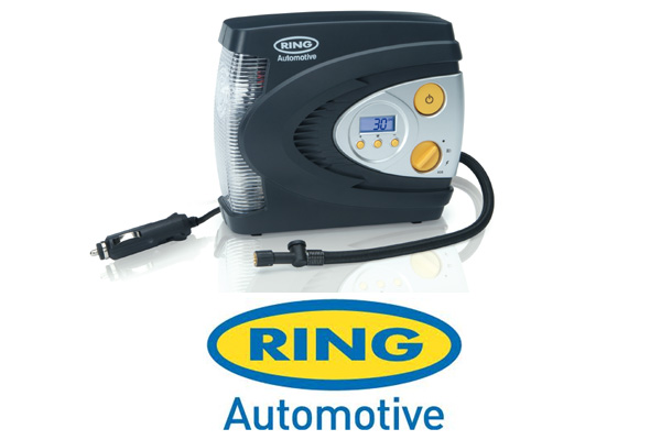 Ring Automotive RAC630 Digital Tyre Inflator With Pre-Set Function