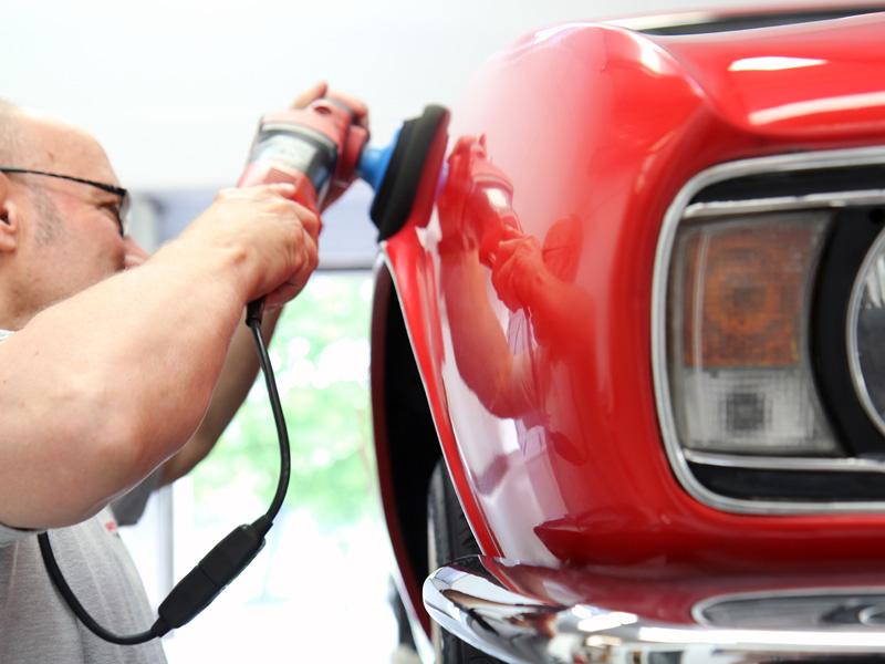 Aston Martin DBS - Paint Correction Treatment