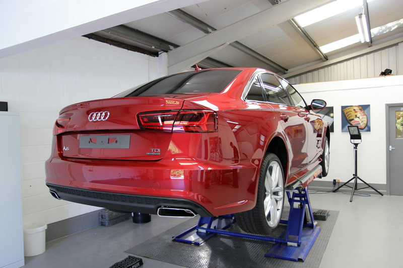 2016 Audi A6 2.0 TDi Quattro S Line - New Car Protection Treatment