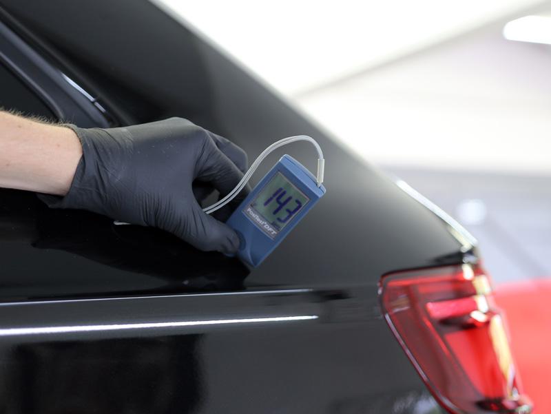 2017 Audi RS3 Quattro - Gloss Enhancement Treatment