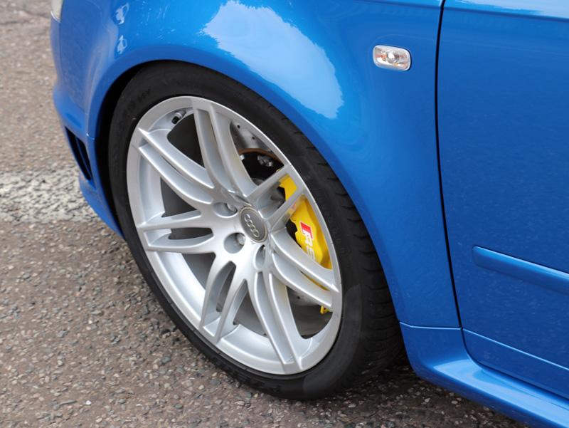 2006 Audi RS4 Quattro - Gloss Enhancement Treatment