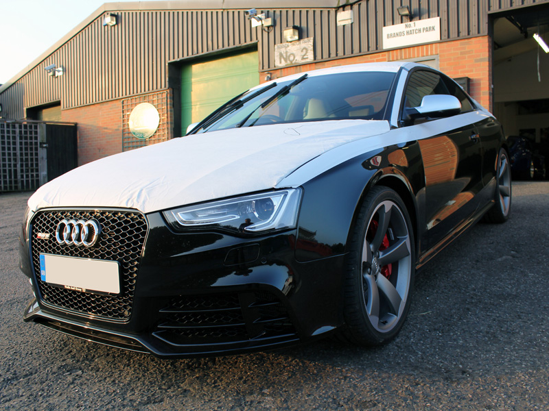 Audi RS5   New Car Protection Treatment
