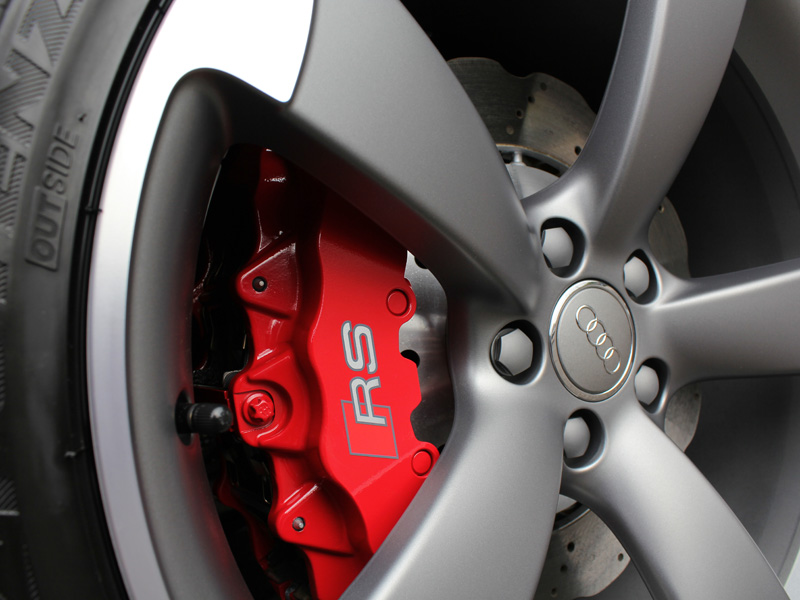 Audi RS5 - Gtechniq C5 Wheel Armour