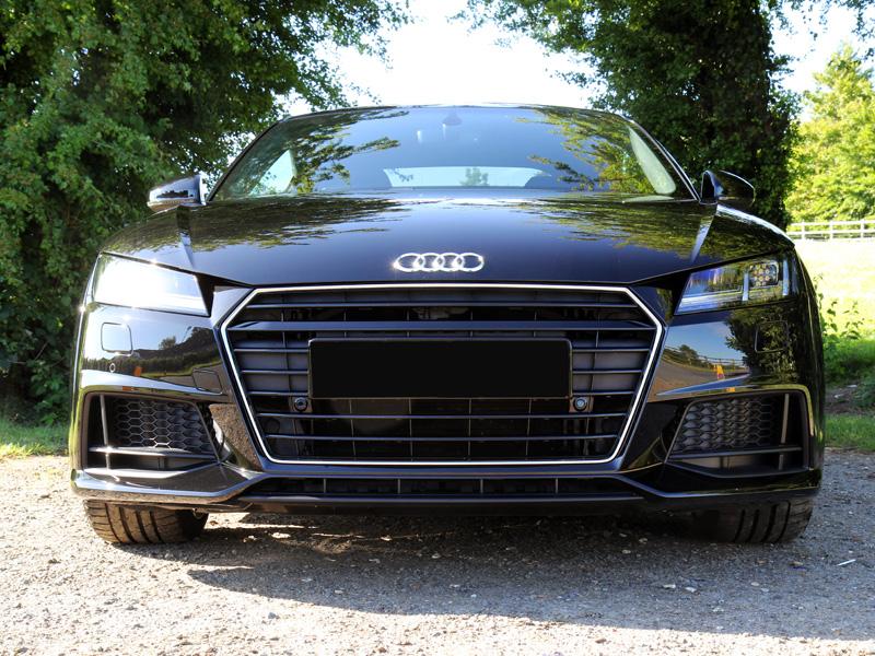 Audi TT TDi Ultra New Car Protection