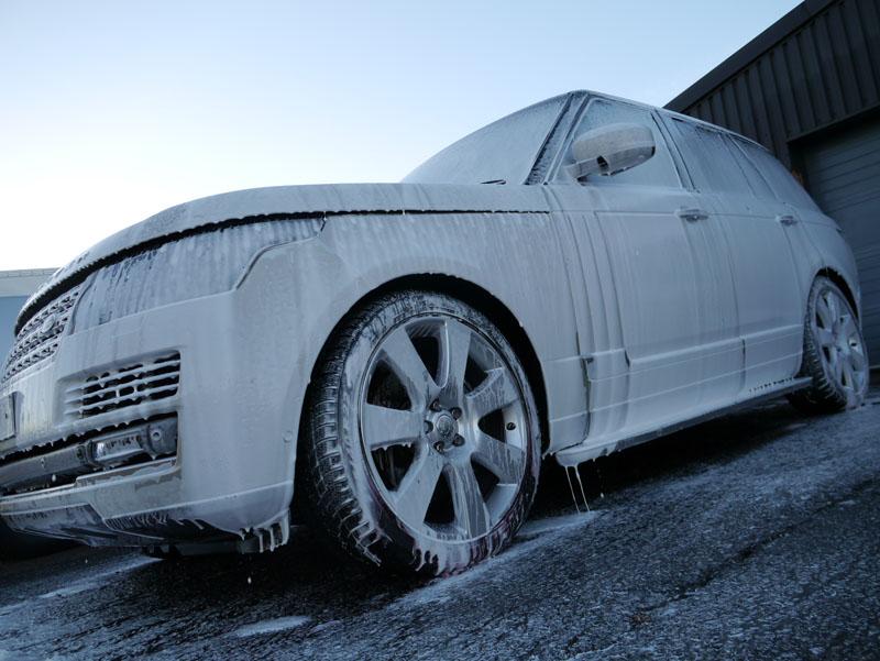 Range Rover V8 S 'Autobiography' - Ultimate Snow Foam - 5 Litre