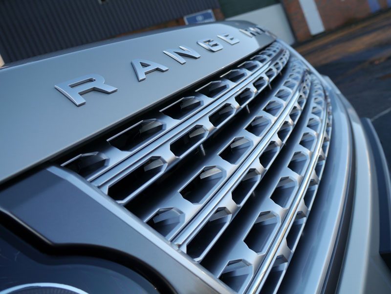 Range Rover V8 S 'Autobiography' - New Car Protection
