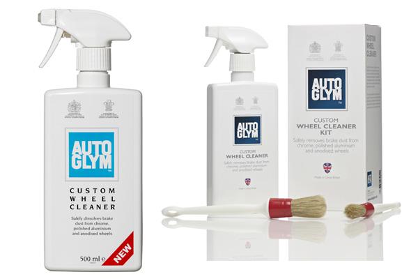 Autoglym Custom Wheel Cleaner and Customer Wheel Cleaning Kit