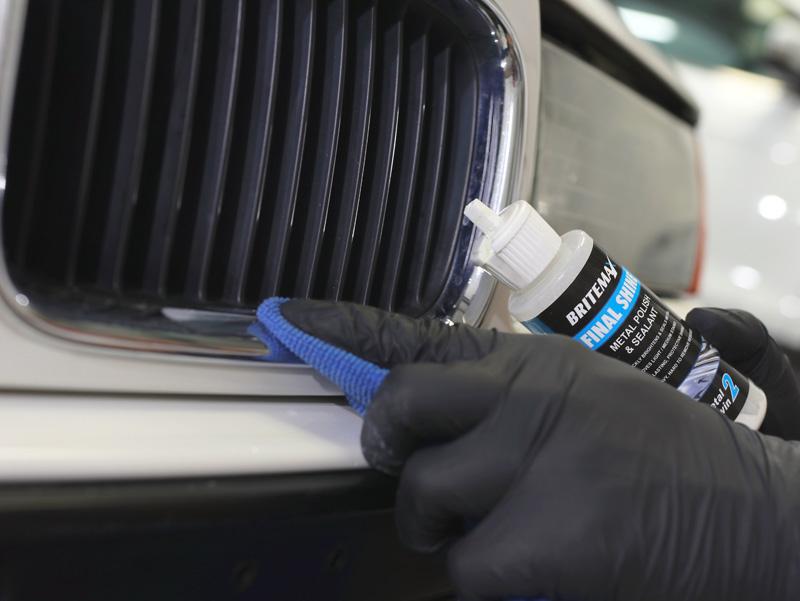 BMW 320i E36 - Gloss Enhancement Treatment