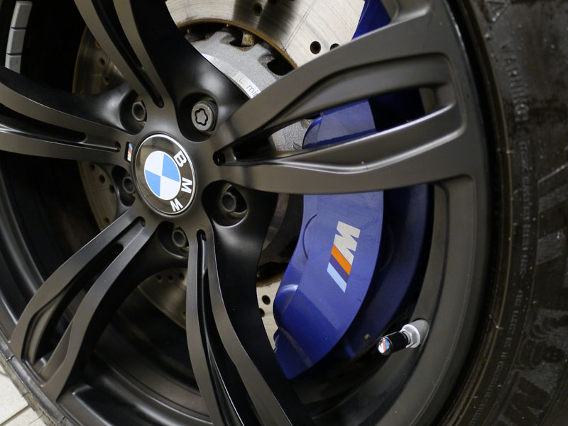 Bmw F10 M5 M Performance Edition Matt Protection Package