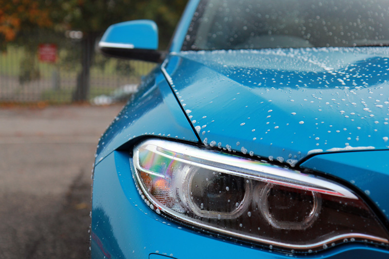 BMW M2 - New Car Protection Treatment